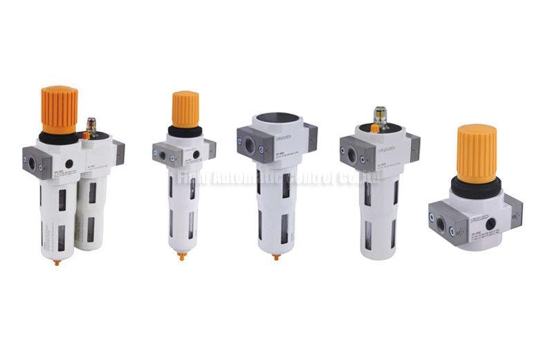 """Unidades de serviço aéreo materiais do corpo liga de zinco de """" ~G1 G1/8"""", filtro de ar, regulador do ar, lubrificador do ar"""