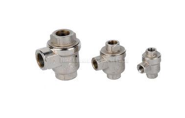 """Válvula de exaustão rápida pneumática de bronze, válvula de exaustão do ar G1/8"""" - G1/2"""" rapidamente"""