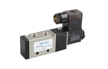válvula de solenóide 4V210-08 operada piloto para o controle direcional do sistema pneumático